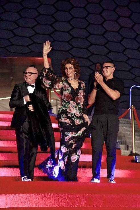 Dolce&Gabbana in Messico con Sophia Loren per l'eccellenza italiana