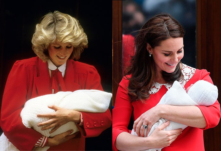 Kate come Diana: l'omaggio alla madre di William commuove l'Inghilterra