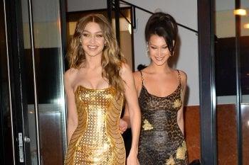 Gli anni d'oro di Gigi Hadid: la festa di compleanno è per sole star