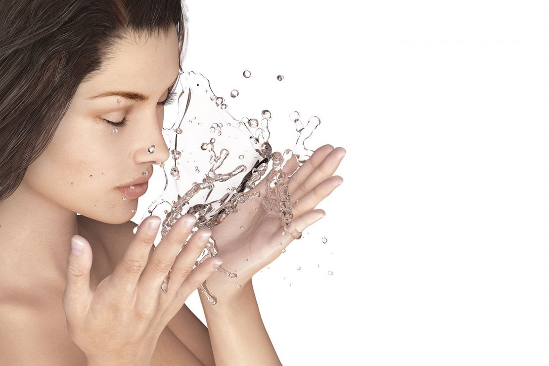 Acqua, alleata di bellezza