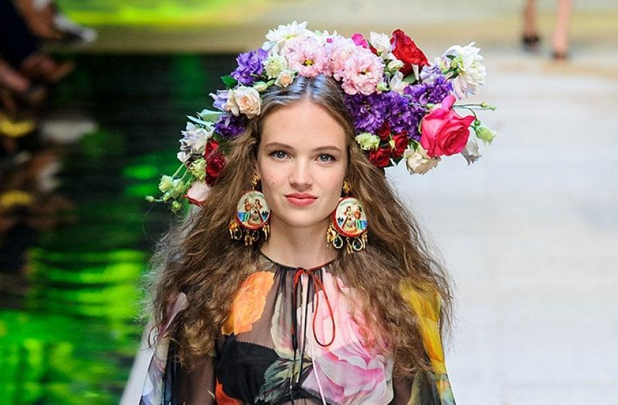 Beauty moodboard: è flower mania