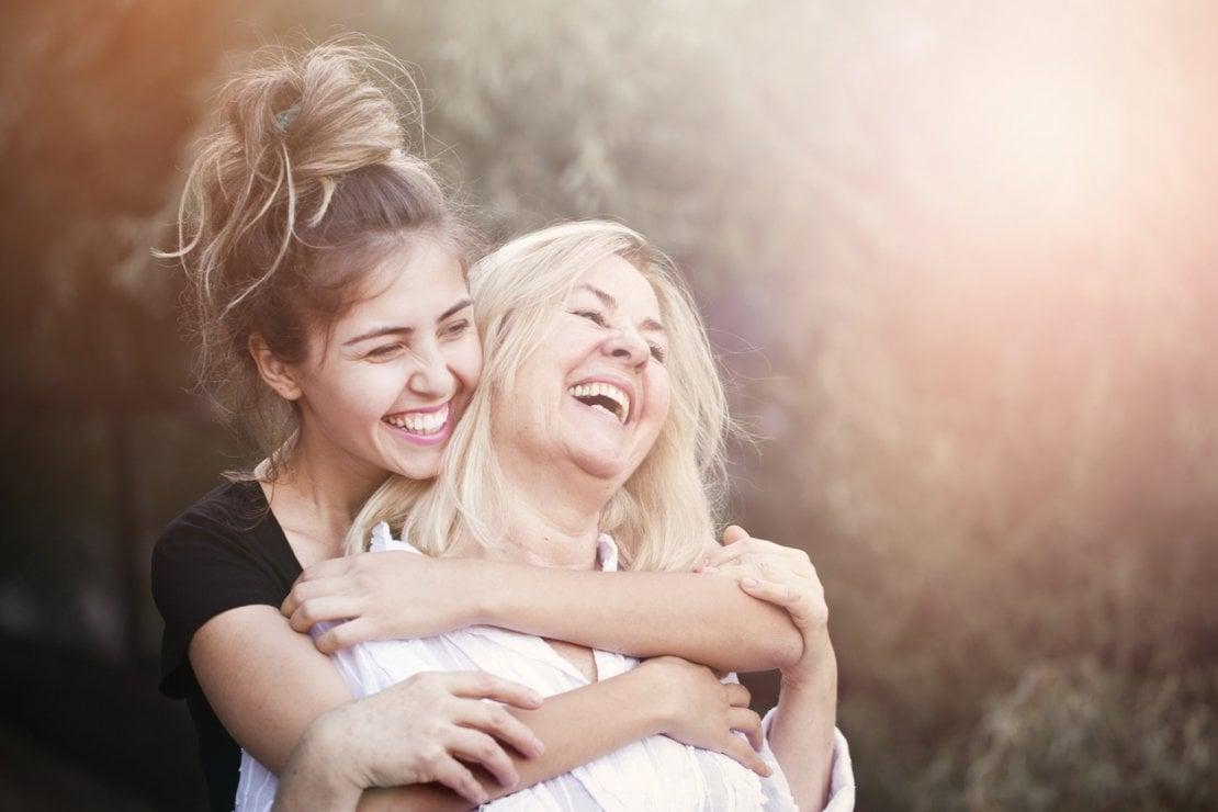 8 cose che tua madre può insegnarti sull'amore