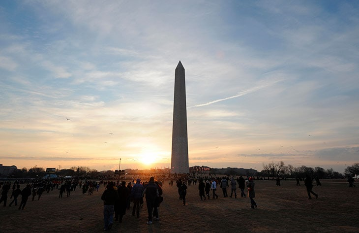 Washington, l'obelisco