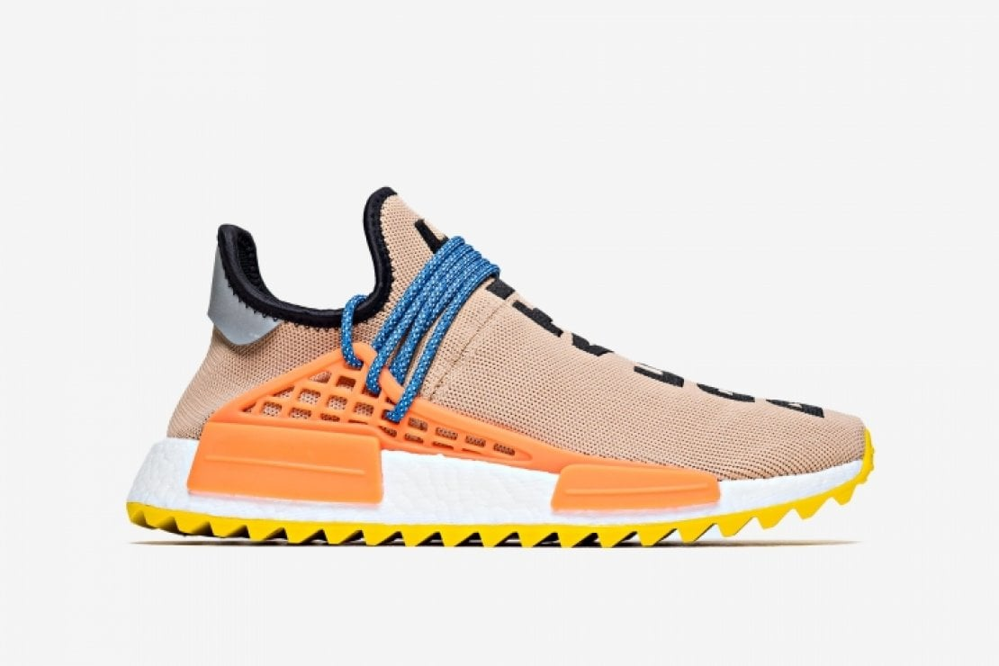 Adidas PW Human Race NMD TR, create da Pharrell Williams. in vendita per 12.350 dollari