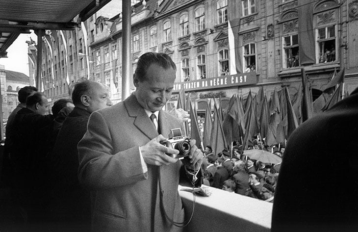 Alexander Dubcek nel 1968
