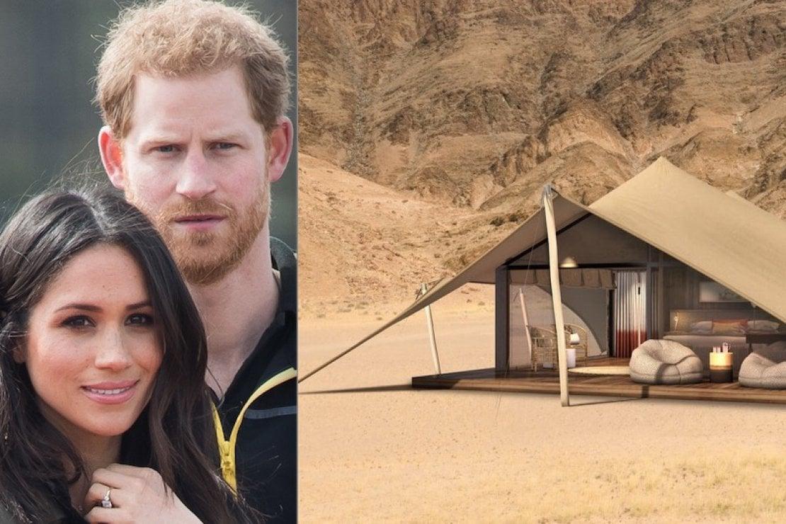 Viaggi di nozze: da Harry e Meghan indietro nel tempo, le lune di miele dei reali inglesi