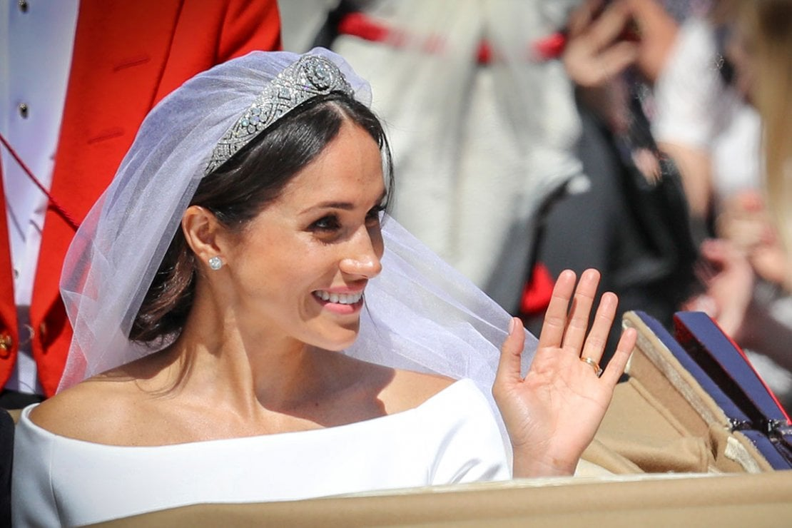 "Come realizzare il ""wedding bun"" di Meghan Markle"