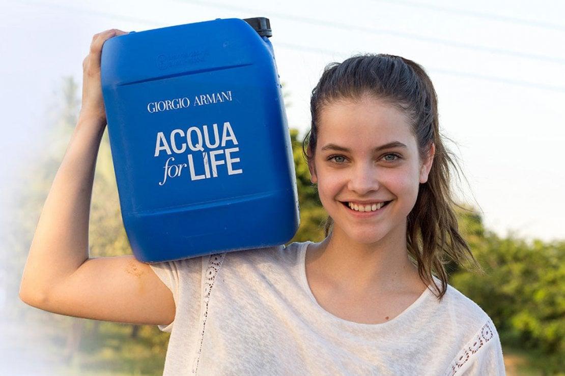 Torna Acqua for Life, il progetto charity per l'acqua potabile