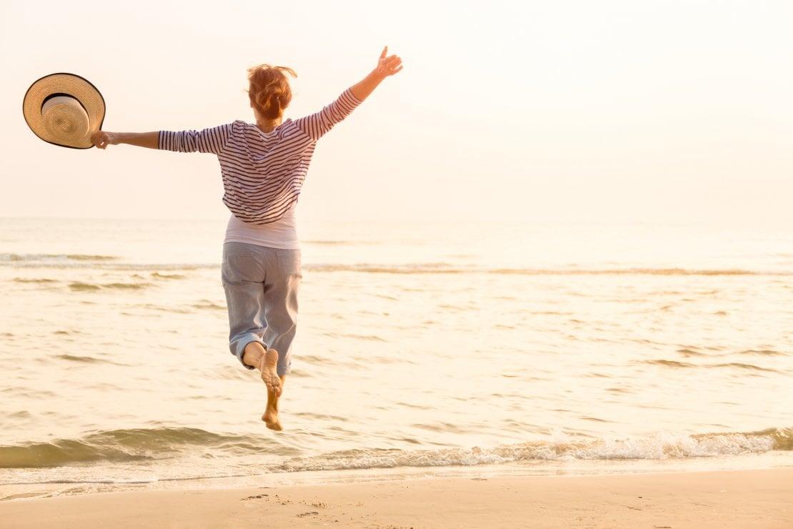 La felicità è a portata di mano. 5 esercizi pratici per raggiungerla