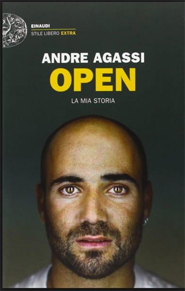 Open di Andre Agassi Edito da Einaudi