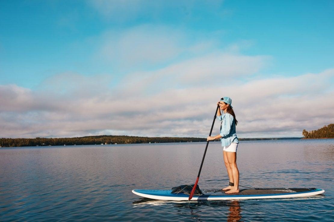 Stand up paddle: 10 motivi per provarlo