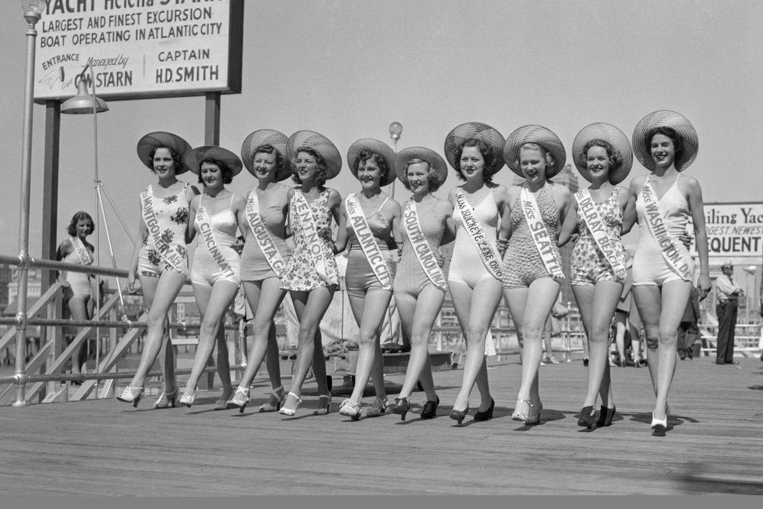Miss America dice addio alla sfilata in costume nell'epoca del #MeToo