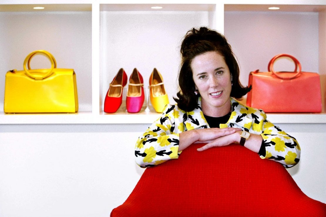 La stilista Kate Spade trovata morta a New York. E lascia un biglietto d'addio alla figlia