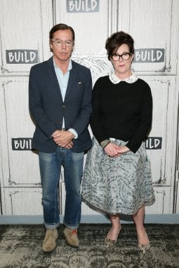 Andy e Kate Spade nel 2017