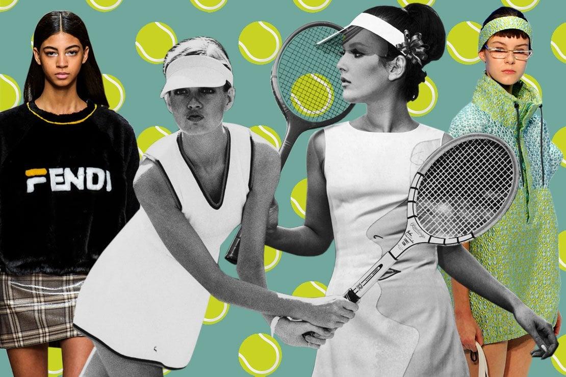 Cosa ci piace questa settimana: lo stile tennis