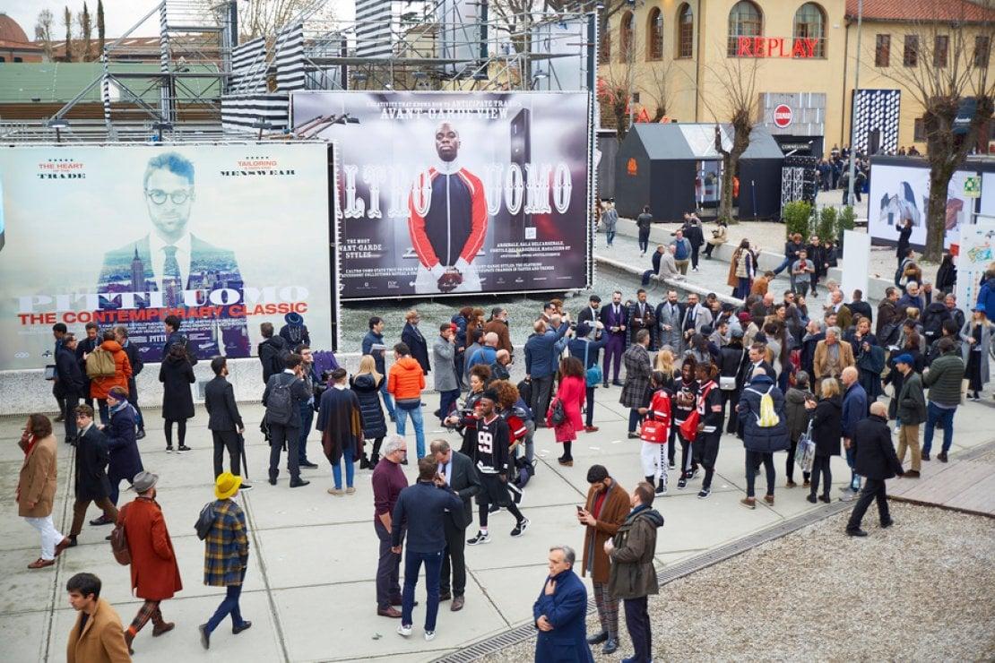 Pitti Uomo: a Firenze la moda maschile per l'estate 2019