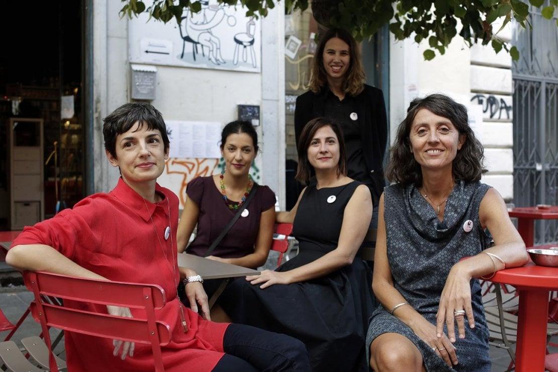 Le organizzatrici del Festival inQuiete