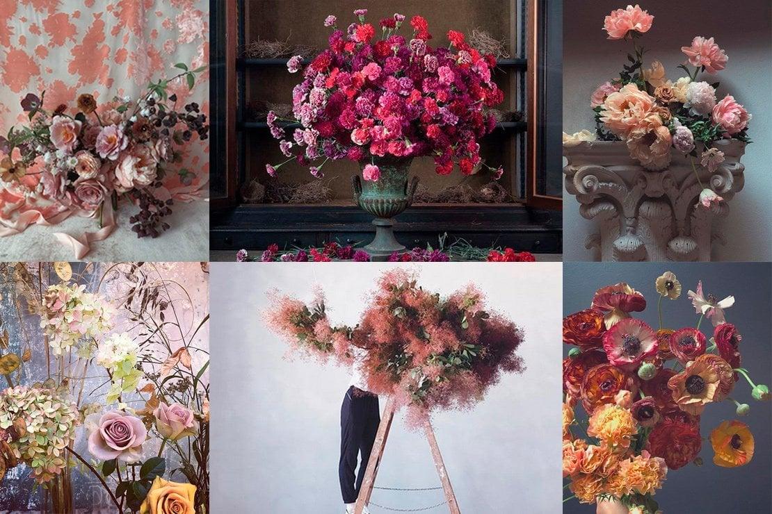 Floral guru su Instagram: la top-ten dei fiori d'autore