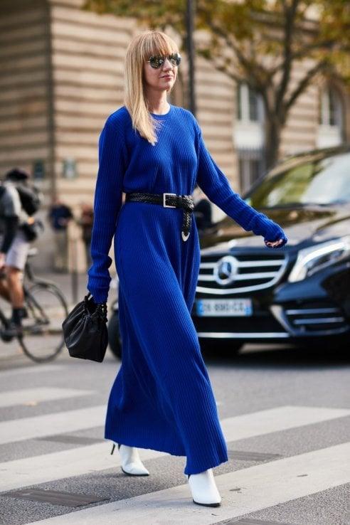 new products 06ada 2d8ee Vestiti lunghi + sneakers: comprali ai saldi e abbinali. Li ...