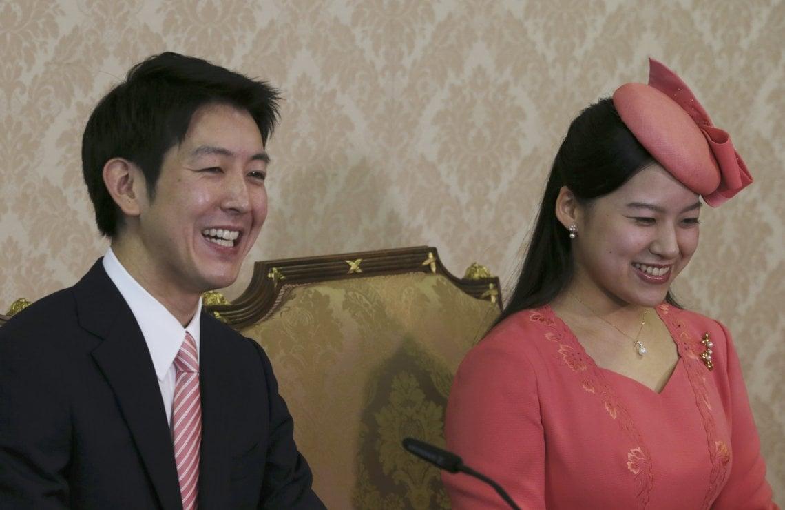 Auguri Matrimonio Giapponese : La principessa giapponese sposa un uomo qualunque rinunciando al
