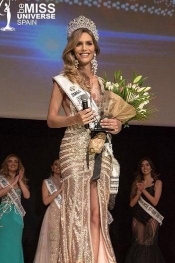 Angela Ponce: è spagnola la prima transessuale a partecipare a Miss Universo