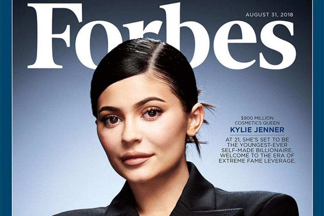 Kylie Jenner batte Mark Zuckerberg: è la più giovane miliardaria self-made