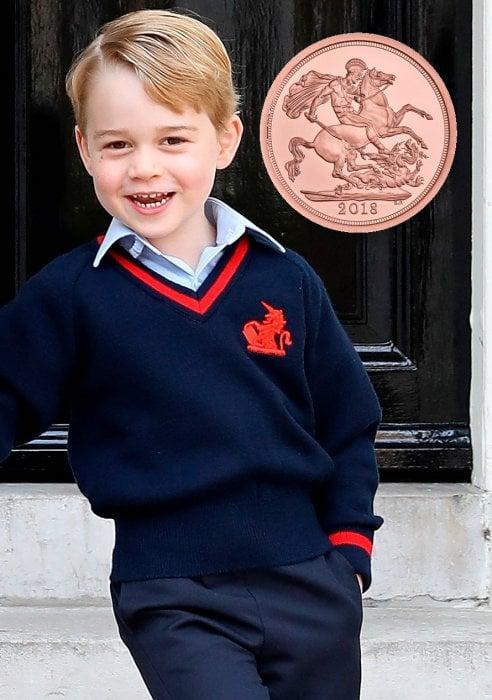 Il principino George compie 5 anni e ha già ricevuto un regalo...
