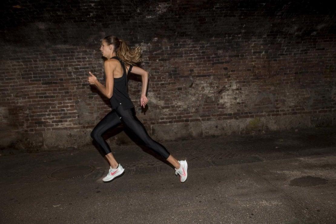 Alessia per Nike