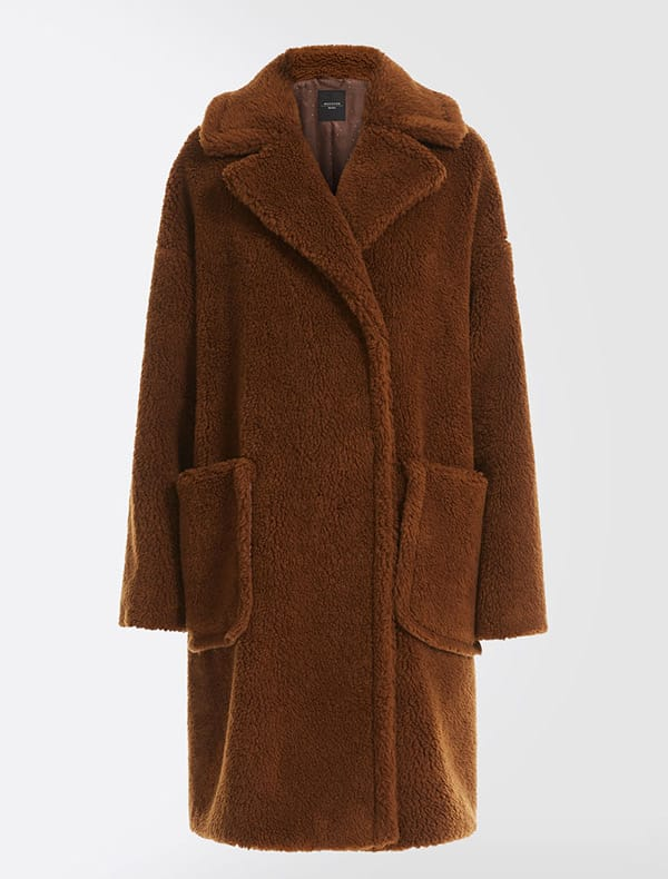 Cappotto orsetto, Week end by Max Mara