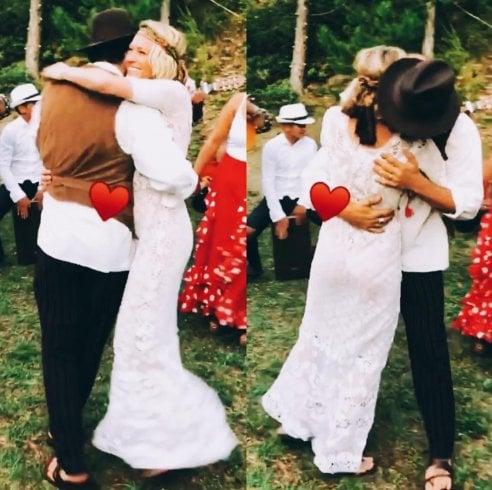 Matrimonio In Segreto : Terzo matrimonio per robin wright ha sposato in segreto clément