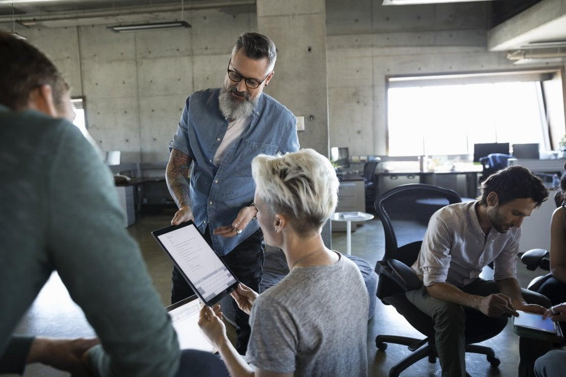 Open space? 8 idee da copiare per migliorare la produttività in ufficio e da remoto