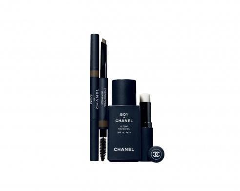 Chanel sdogana il trucco per uomini e lancia una collezione make up