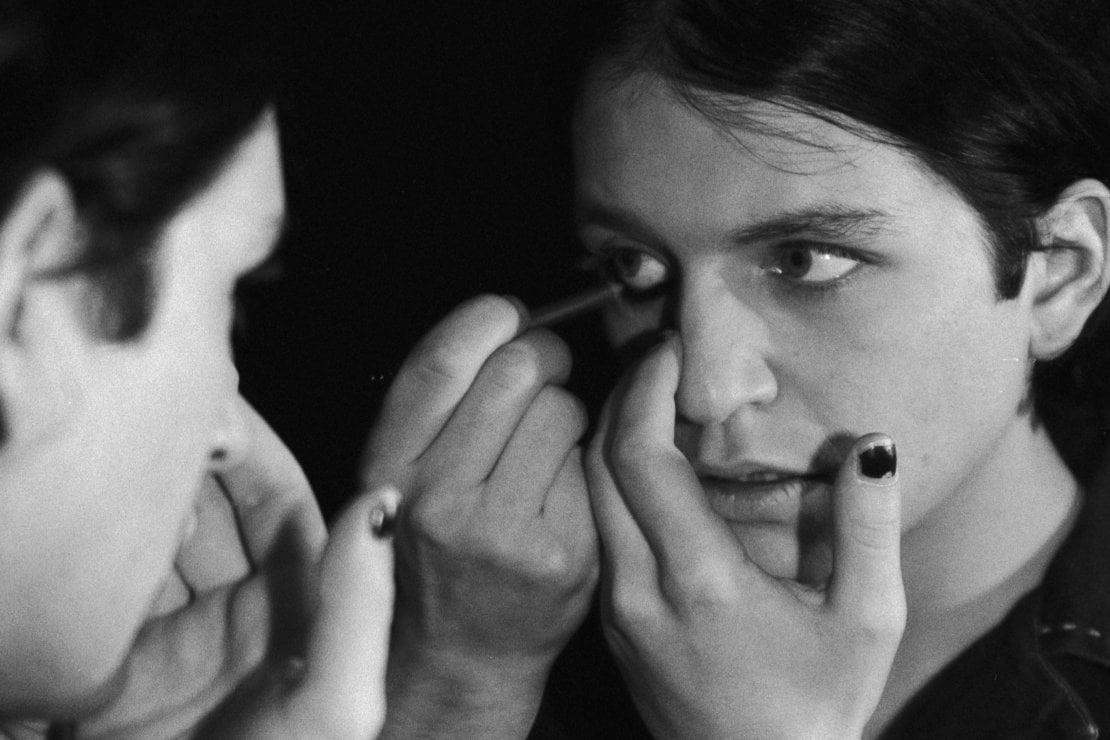 1997: Brian Molko, leader dei Placebo, si mette la matita per occhi