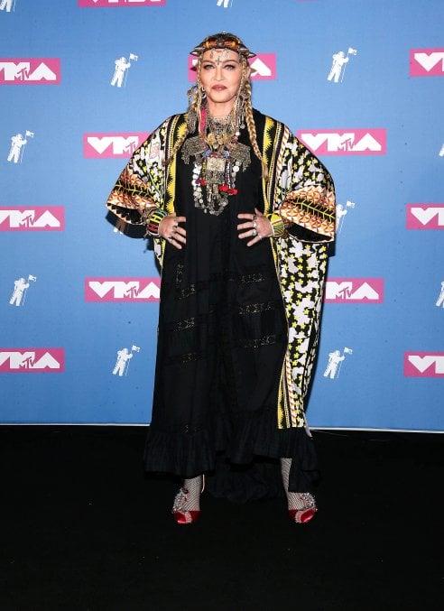 VMA's: gli horror look della festa di MTV