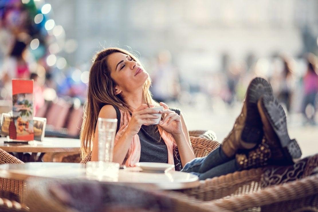 Sei sotto stress? Prenditi una giornata per te senza sensi di colpa