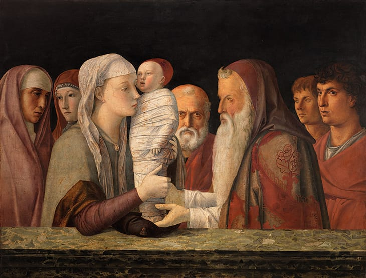 G. Bellini (National Gallery, Londra)