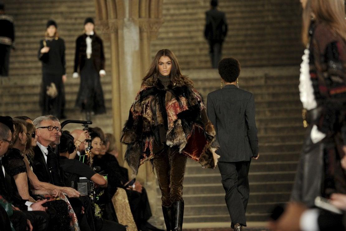 Ralph Lauren, una sfilata lunga 50 anni Moda D.it Repubblica