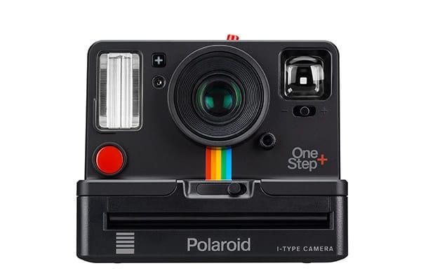 Macchina con stampa immediata, I Type camera, One step +, Polaroid