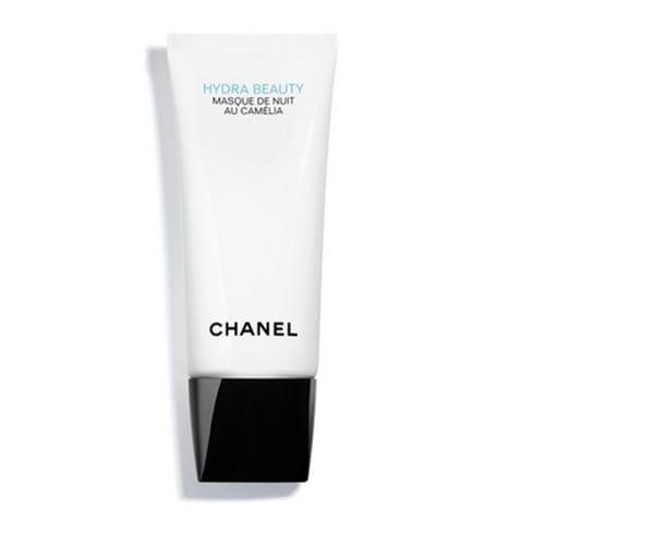 Maschera notte alla camelia, Chanel