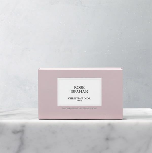 La saponetta alla rosa, Dior