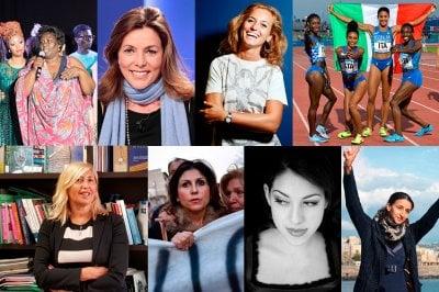 La donna D del 2018: hai già votato la tua preferita? Vai alla piattaforma digitale e metti un cuore