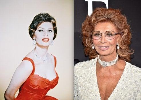 Sophia Loren, la diva compie 84 anni e li festeggia tornando sul set