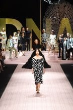 Dolce&Gabbana: cartolina italiana
