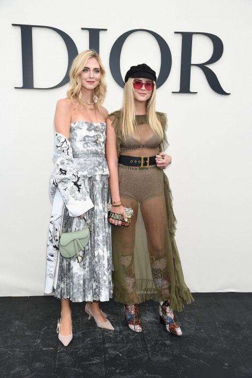 Da Blake Lively a Chiara Ferragni e Levante: tutte le star alla sfilata di Dior