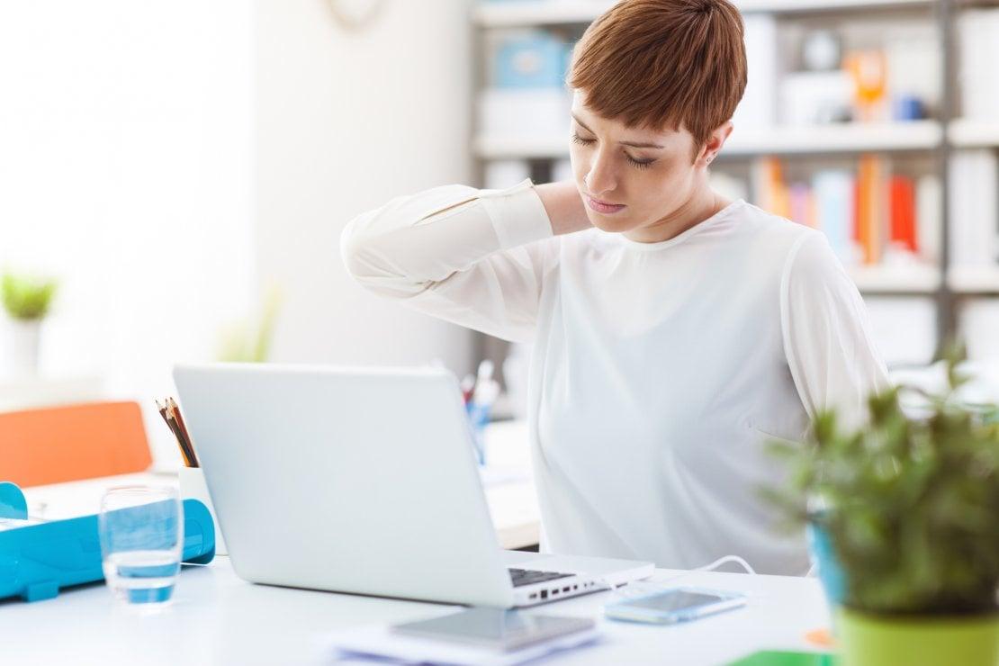 Cinque benefici che ti regala una postura corretta
