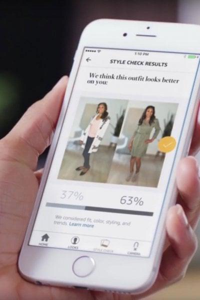 Moda e tecnologia: se lo stylist ha un'intelligenza artificiale