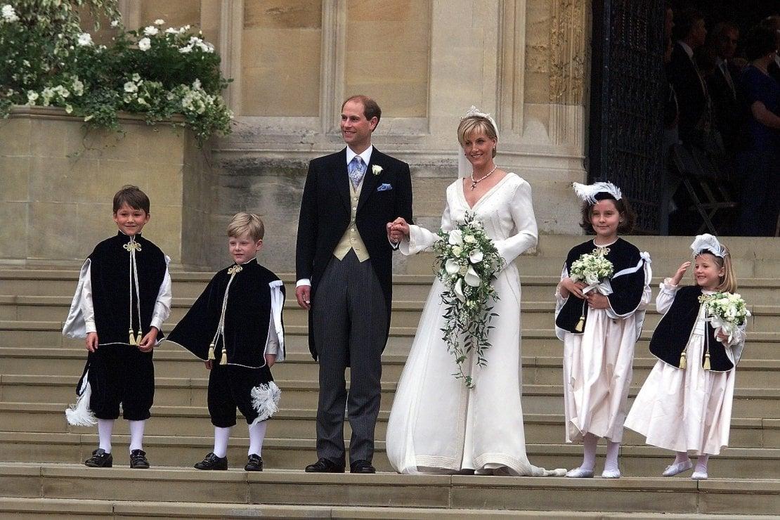 Il Royal Wedding di Eugenia. Tutti i segreti dietro un abito da sposa Reale