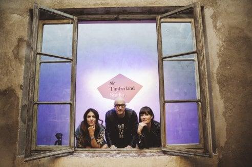 Timberland studio Milano: un progetto tutto al femminile