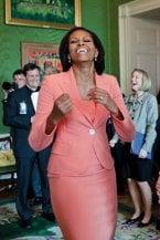 Michelle Obama atto secondo