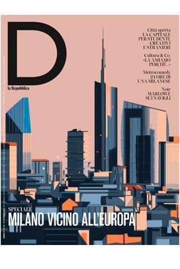 D si fa in 3 per raccontare Milano